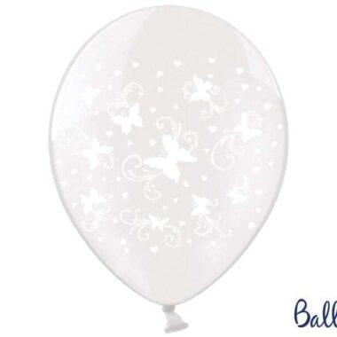 balon w motylki