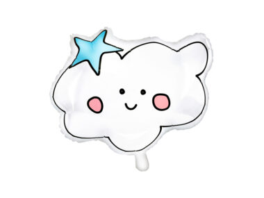 balon foliowy chmura