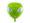 balon ufo foliowy