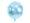 balon foliowy kula błękitny