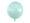 balon foliowy miętowa kula