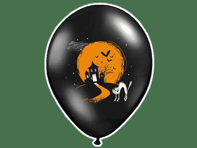 balony Halloween