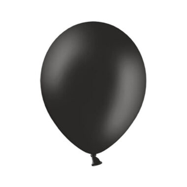 balon celebration czarny