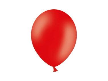 balon celebration czerwony