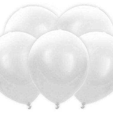 biały balon led