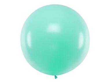 olbrzymi balon miętowy 100 cm