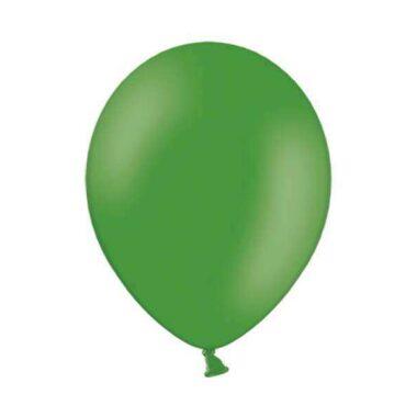 balon ciemnozielony pastelowy 36 cm