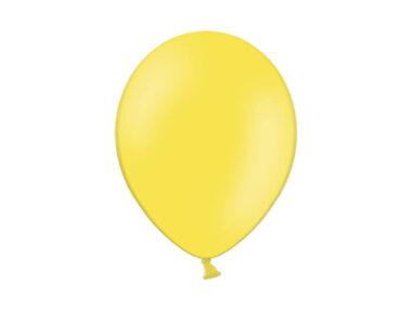 balon ciemnożółty pastelowy 36 cm