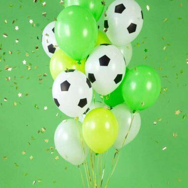 balony dla piłkarza