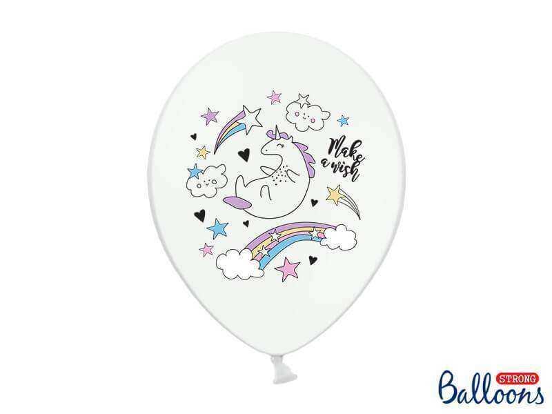 balon jednorożec