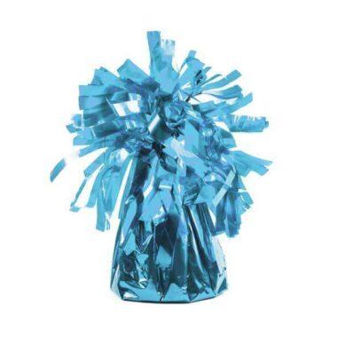 ciężarek do balonów błękitny